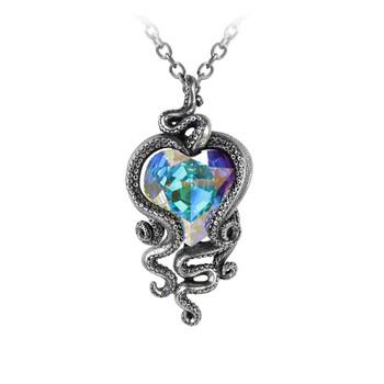 P723 - Heart of Cthulhu Pendant