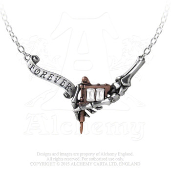 ULFP22 - Forever Inked Necklace