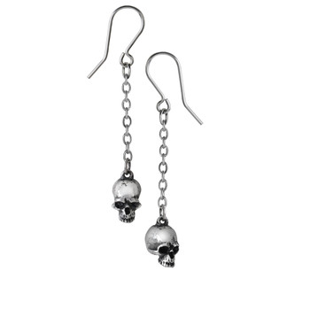E364 - Deadskull Earrings