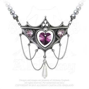 P749 - Elizabethan Court Necklace