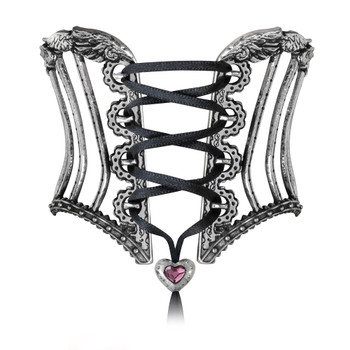 A112 - Tightlace Corset Bangle