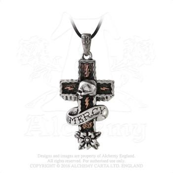 ULP45 - Mercy Cross Pendant