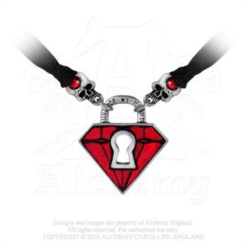 ULFP24 - Unlock My Heart Pendant