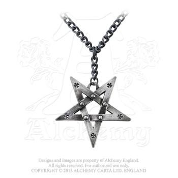 P623 - Pentagration Pendant