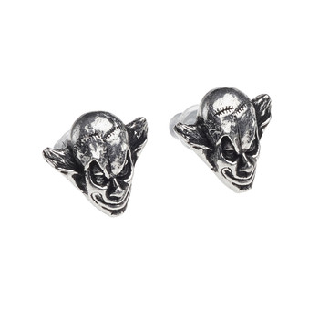 E386 - M'era Luna Evil Clown Studs