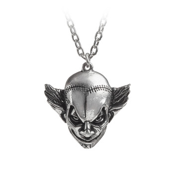 P784 - M'era Luna Evil Clown Pendant