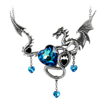 P772 - Draig O Gariad Necklace