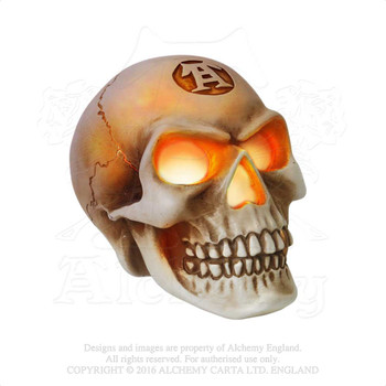 V42 - Skull LED Light Eyes