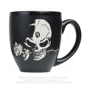 ALMUG2 - Alchemist Skull Mug