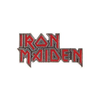 PC505 - Iron Maiden: enamelled logo
