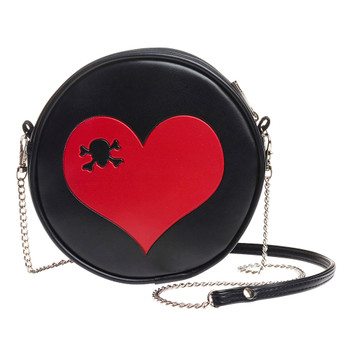 GB1 - Skull Heart Bag
