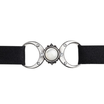 P810 - Triple Goddess Choker