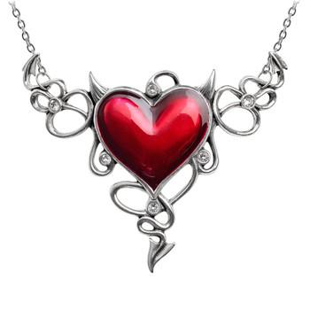 ULFP25 - Devil Heart Généreux Necklace