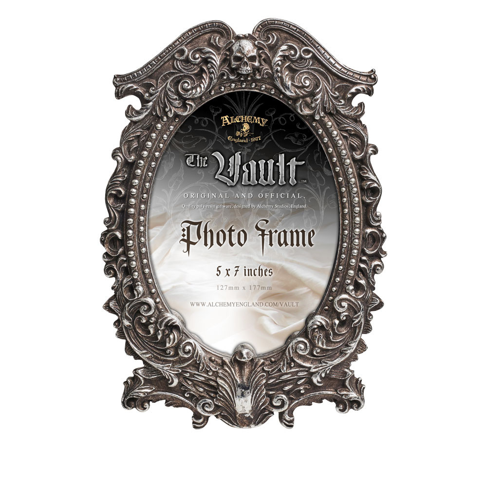 V55 Masque Of The Black Rose Picture Frame Alchemy Of England