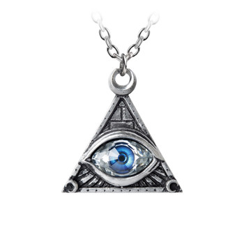 P827 - Eye of Providence Pendant