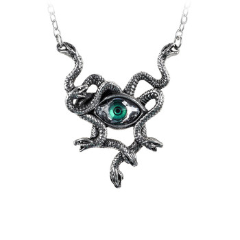 P847 - Gorgons Eye Necklace