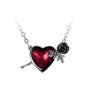 P848 - Wounded By Love Necklace