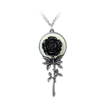 P849 - Luna Rose Pendant