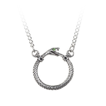 P853 - Sophia Serpent Necklace