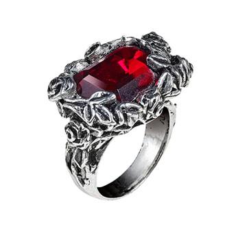 R227 - Blood Rose Ring