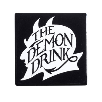 CC1 - The Demon Drink Coaster