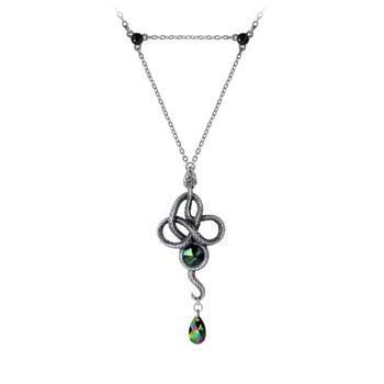 P874 - Tercia Serpent Necklace