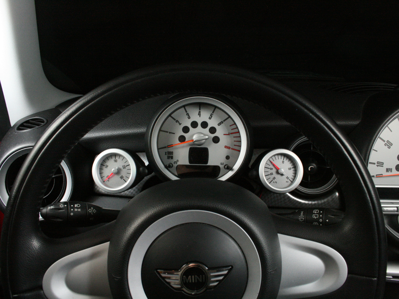 Conventional Gauge Kit For Gen 2 Mini Cooper Tachometer Wiring Diagram Need To Mount Two Gauges On Your But Did You Know Can Have Three Or Even Four The More Better Send Us An Email Find Out How