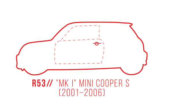 Mini Model Codes Cooper Remote Starter Diagram Grille Color Matches Car Blinker Lights Separate From Headlight Well