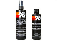 K&N filter recharge kits