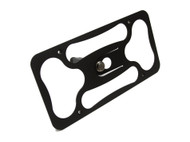 The Platypus License Plate Mount for Alfa Romeo