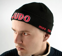 JUDO RUN  Mens Cap