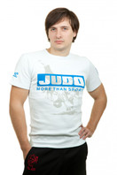 JUDO WORLD CUP Mens T-shirt 1/2