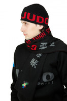 JUDO EVENT  Mens Cap And Shawl Set