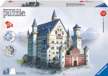 Puzzle Neuschwanstein Castle 216pc