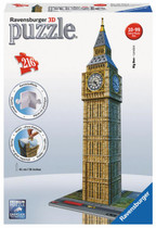 Ravensburger 3D Puzzle Big Ben London