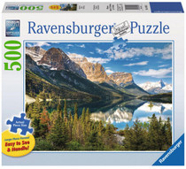 Ravensburger Large Piece Format Puzzle 500pc Beautiful Vista
