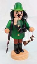 Green Hunter incense-holder Smoker 6 inch
