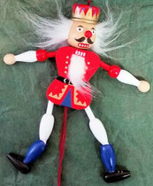 Nutcracker Red Hampelmann (Jumping Jack) (2422)