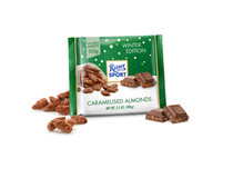 Ritter Sport Winter Edition Caramelised Almonds
