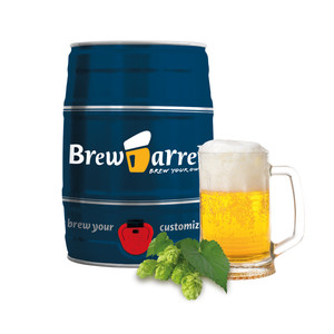 Home Brewing Kit Brewbarrel Lager Bavarian Specialties Frankenmuth