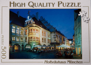 HB Hodbrauhaus Munich Germany Puzzle HD