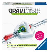 GRAVITRAX Expansion Magnetic Cannon from Ravensburger Gemany