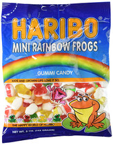 Haribo Mini-Rainbow Frogs