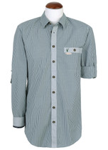 Shirt Dorf-Hemd Green