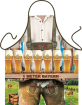 Itati German Apron - One Meter Beer