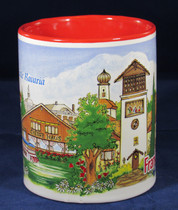 Coffee Cup/ Mug Bavarian Inn Restaurant Frankenmuth Cheese Haus Michigan Bavarian Specialties, LLC