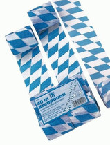 Bavarian Crepe Streamer