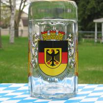 1L Beer Mug Mass Deutschland Germany