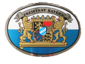 Bavarian Decal