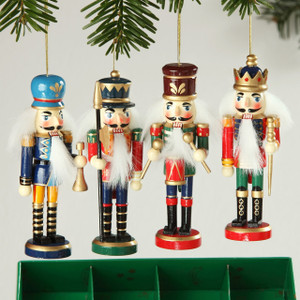 nutcracker christmas ornaments - Nutcracker Christmas Decorations
